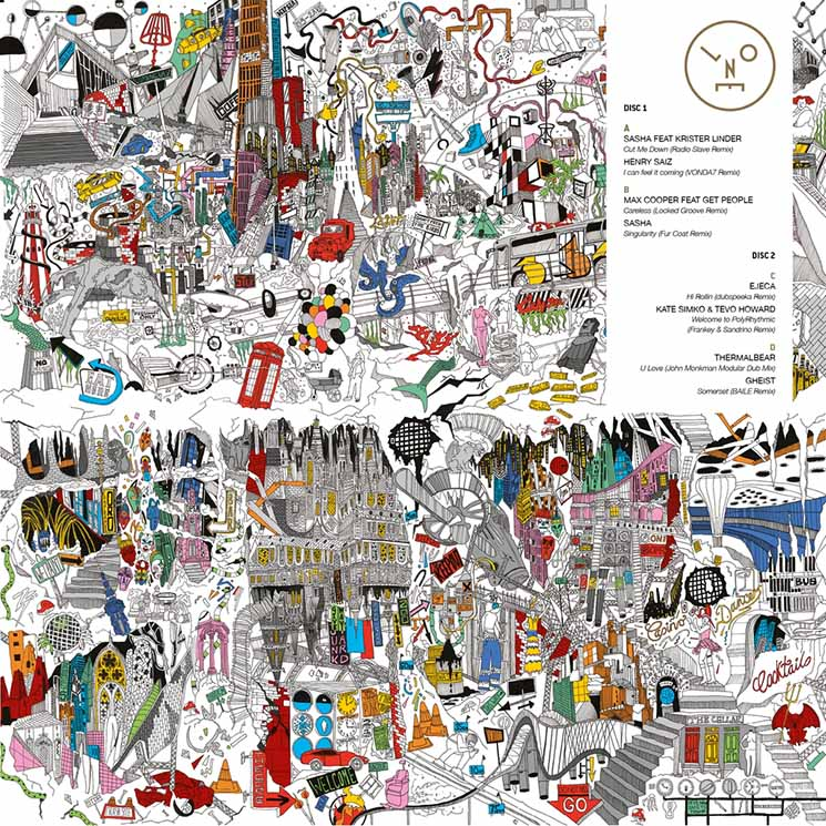 Various Artists LNOE 100