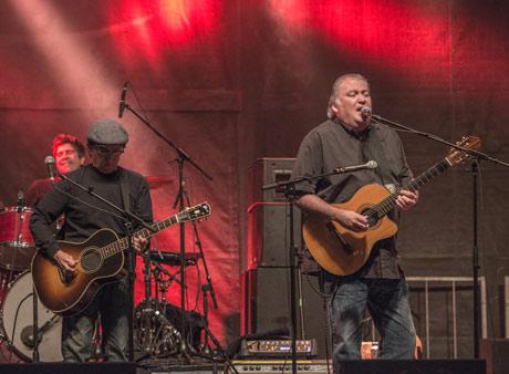 Los Lobos Main Stage, Regina SK, August 10