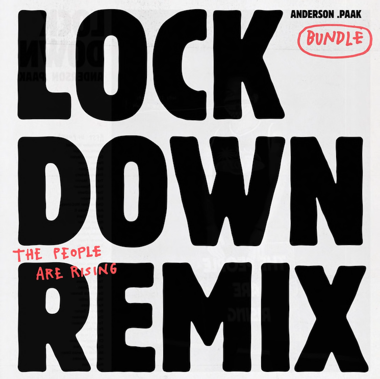 Anderson .Paak Gets Noname, J.I.D and Jay Rock for 'Lockdown' Remix