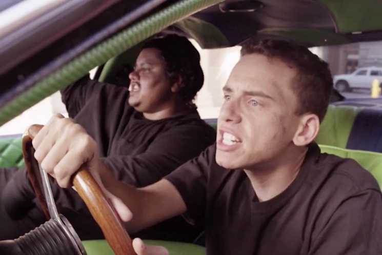 "Logic ""Young Jesus"" (ft. Big Lendo) (video)"