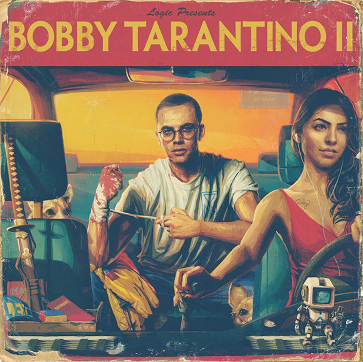 Logic Drops 'Bobby Tarantino II' Mixtape