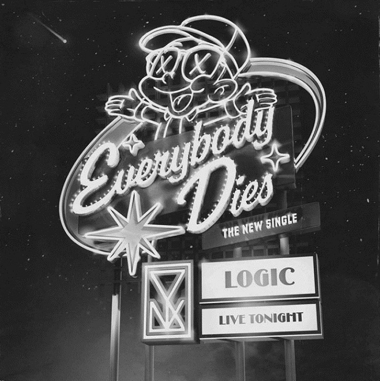 Logic Shares New Track 'Everybody Dies'