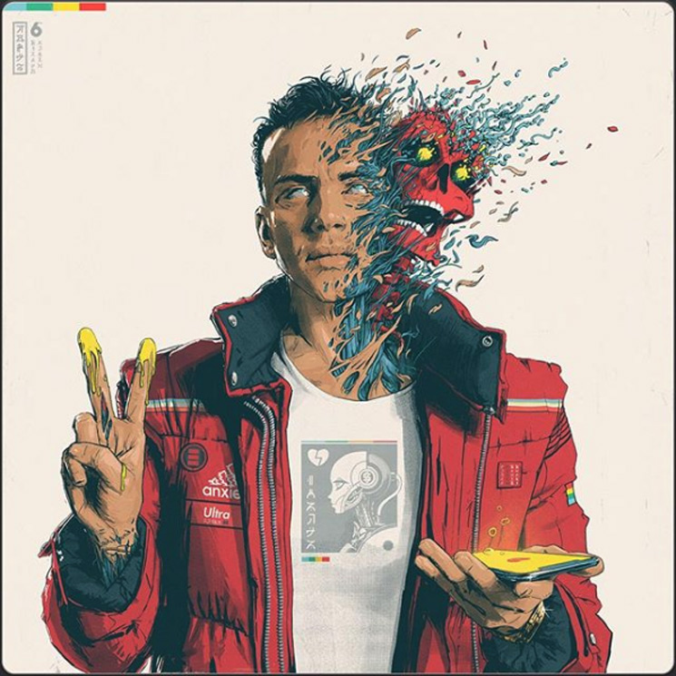 Logic's 'Confessions of a Dangerous Mind' Album Is out This Week