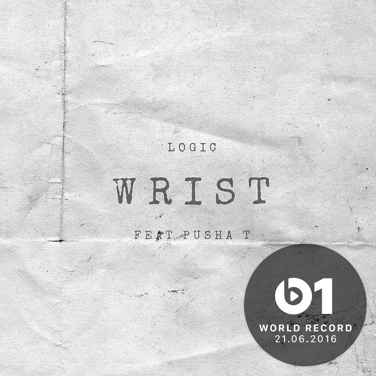"Logic ""Wrist"" (ft. Pusha T)"