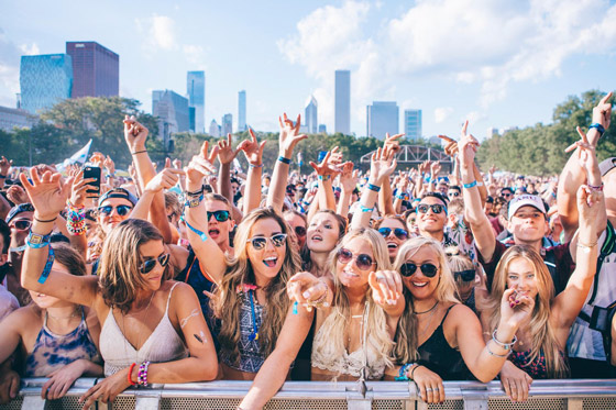 Watch Primavera, Bonnaroo, Lollapalooza via Red Bull TV's Season of Festival Livestreams