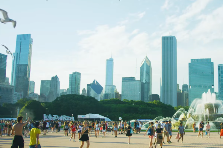 Lollapalooza Delays Lineup Announcement Amid Coronavirus Concerns