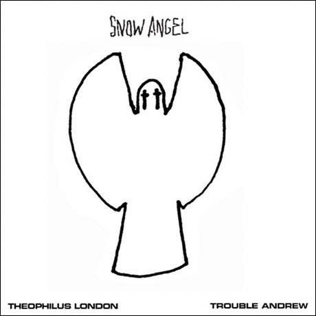 "Theophilus London ""Snow Angel"" (ft. Trouble Andrew)"
