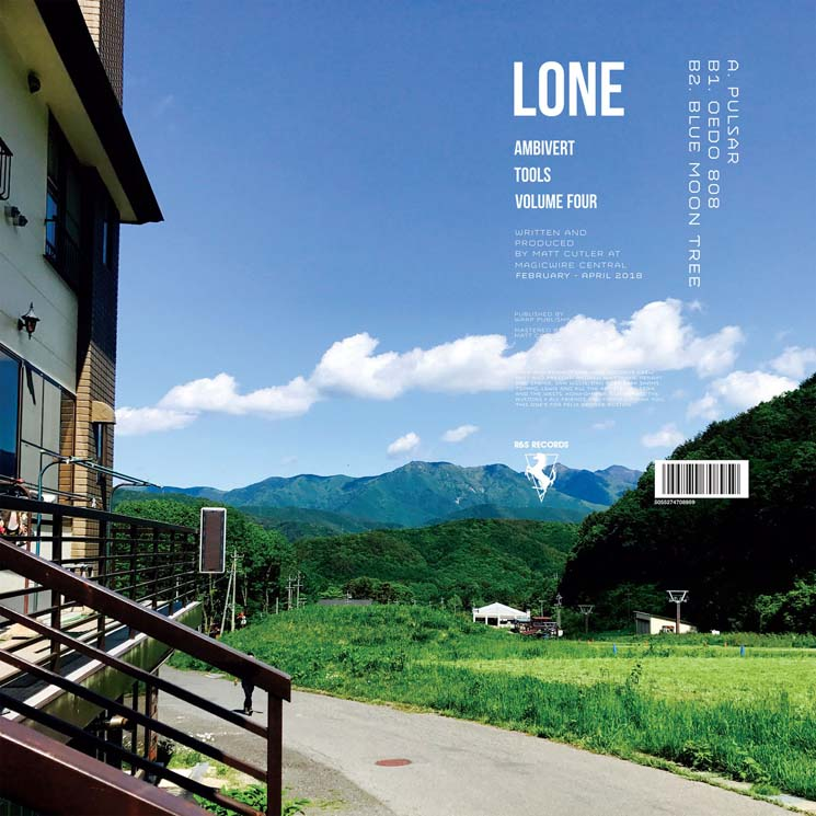 Lone Ambivert Tools Volume Four