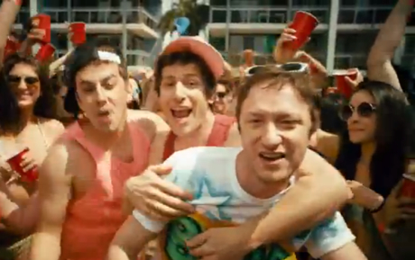 "The Lonely Island ""Spring Break Anthem"" (video)"