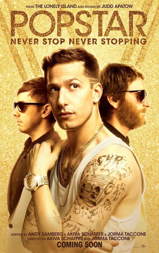 ​The Lonely Island Tap Linkin Park, Akon and Seal for 'Popstar: Never Stop Never Stopping' Soundtrack