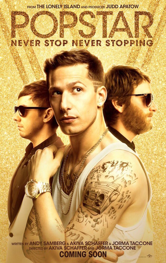 The Lonely Island Throw Seal to the Wolves in Second 'Popstar' Trailer