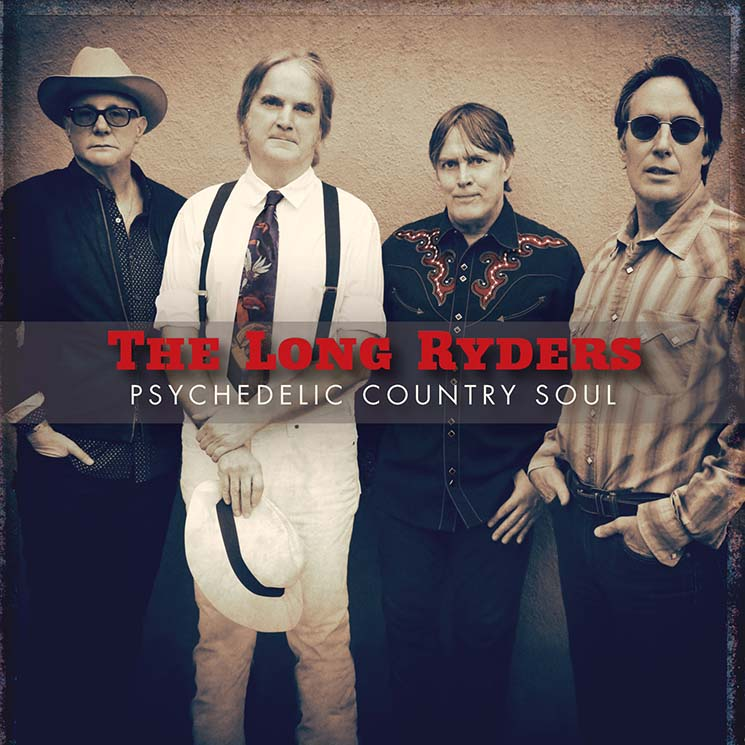 The Long Ryders Psychedelic Country Soul