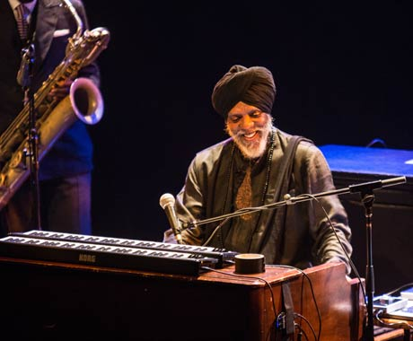Dr. Lonnie Smith Octet Gesu, Montreal QC, June 30
