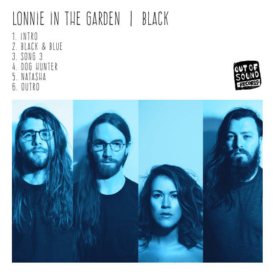 Lonnie in the Garden 'Black' (album stream)
