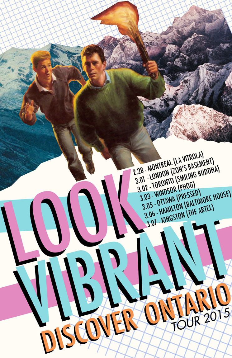 "Look Vibrant Announce ""Discover Ontario"" Tour"