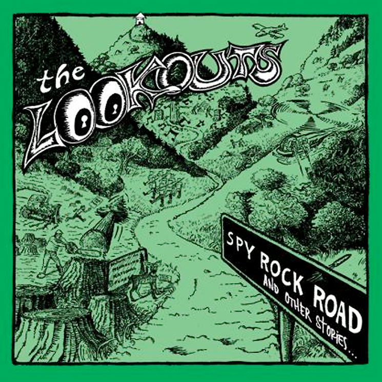 Pre-Green Day Outfit the Lookouts Celebrated with Reissue