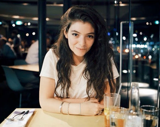 Lorde Is Leaving Adolescence Behind for Next Album