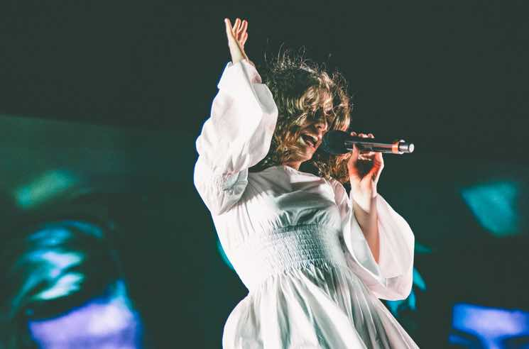 ​Watch Lorde Cover Frank Ocean and Debut a New Song