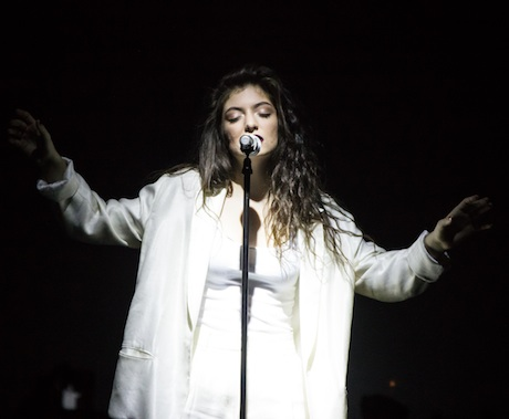 Lorde Sound Academy, Toronto ON, March 15