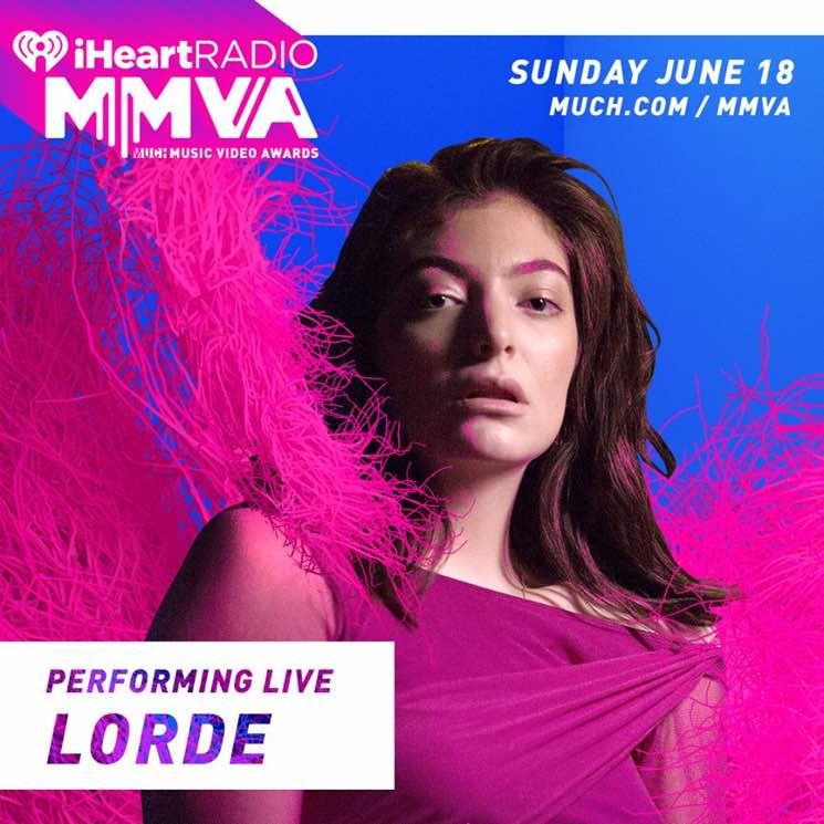 Lorde, Iggy Azalea, Jazz Cartier to Perform at 2017 MMVAs