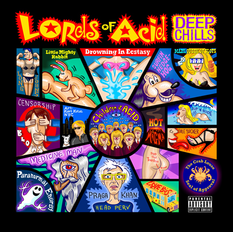 Lords of Acid Get 'Deep Chills' on First Album in More Than a Decade