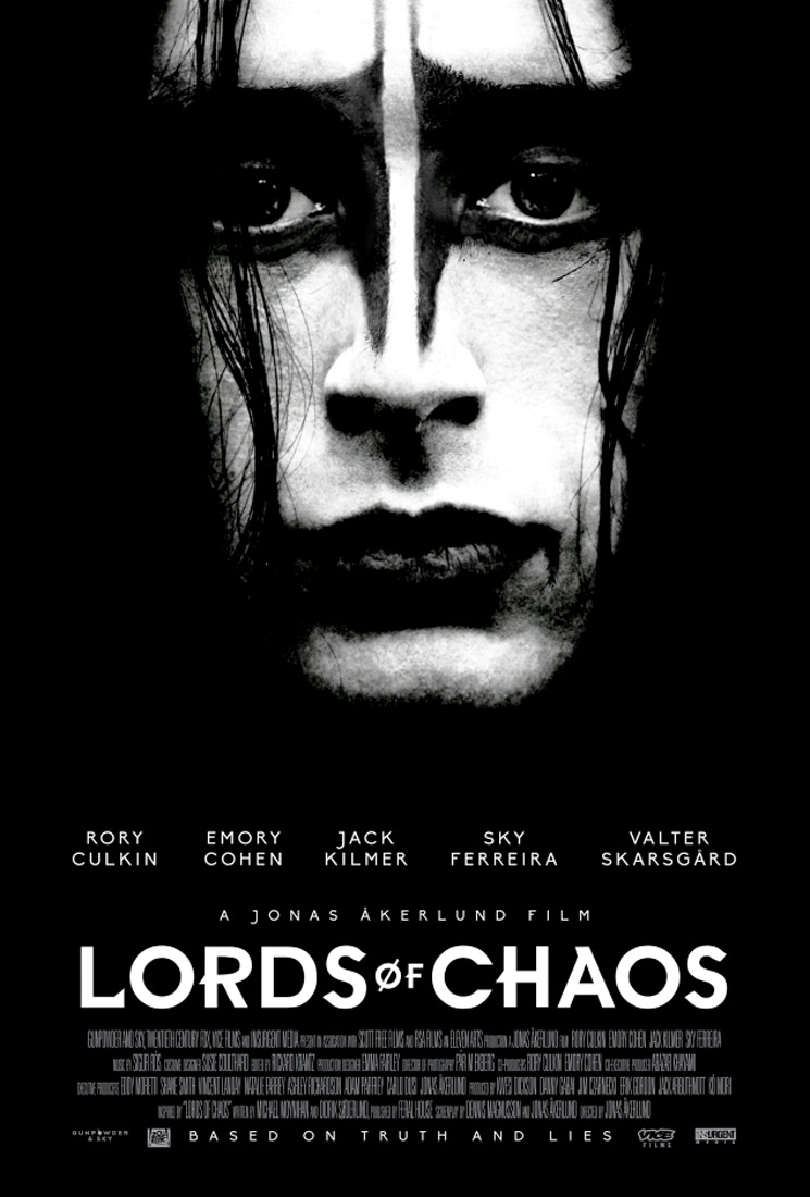 'Lords of Chaos' Gets February Premiere Date and New Trailer