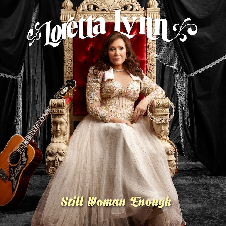 Loretta Lynn Gets Reba McEntire, Carrie Underwood, Margo Price and Tanya Tucker for 50th Studio Album