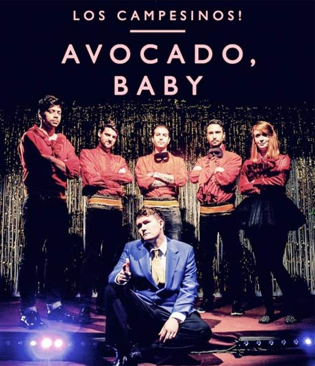 "Los Campesinos! ""Avocado, Baby"""