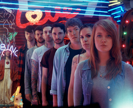 Los Campesinos! Unveil North American Winter Tour