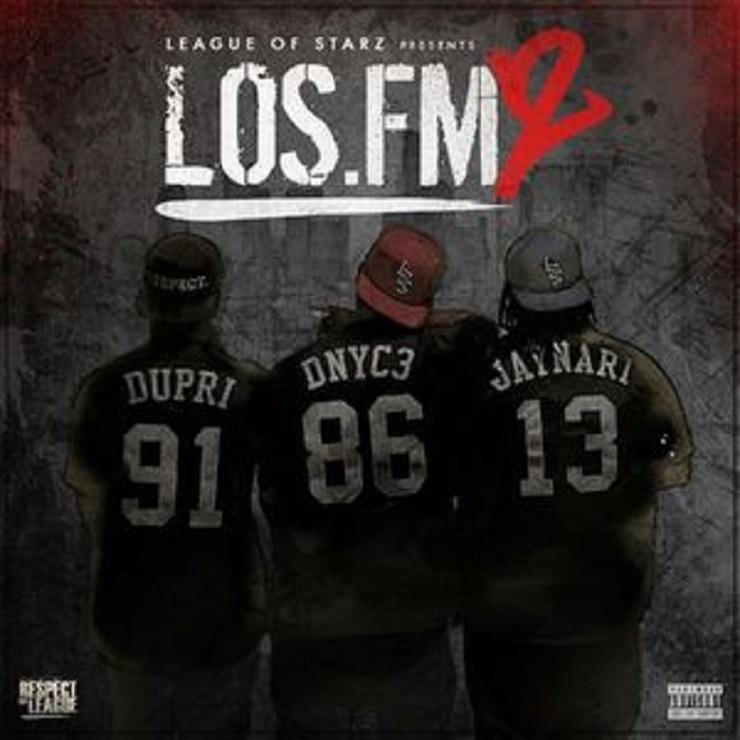 League of Starz 'LOS.FM 2' (mixtape)