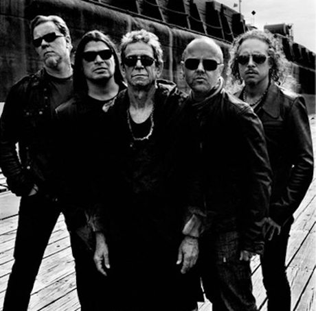 Metallica and Lou Reed Set Release Date for Collaborative Album