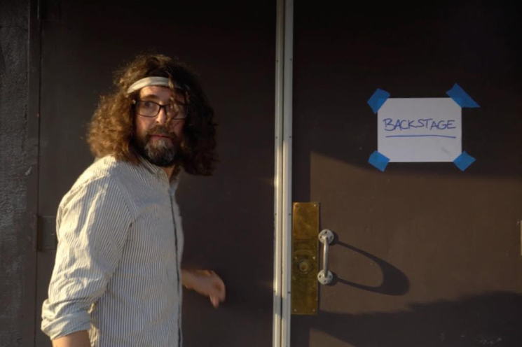 "Watch Lou Barlow Star in the Get Up Kids' ""Lou Barlow"" Video"