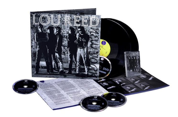 Lou Reed's 'New York' Reissue Features 26 Unreleased Recordings
