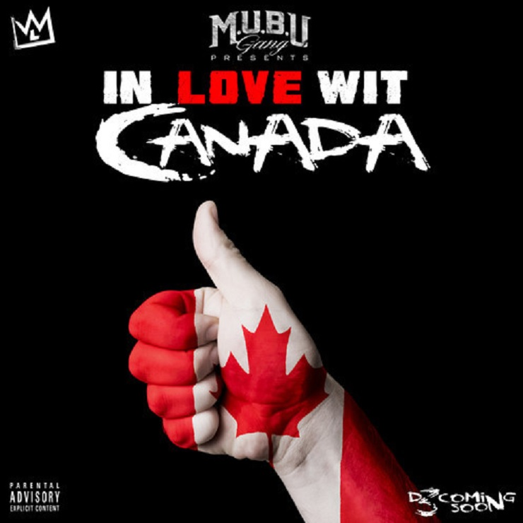 King Louie 'In Love Wit Canada'