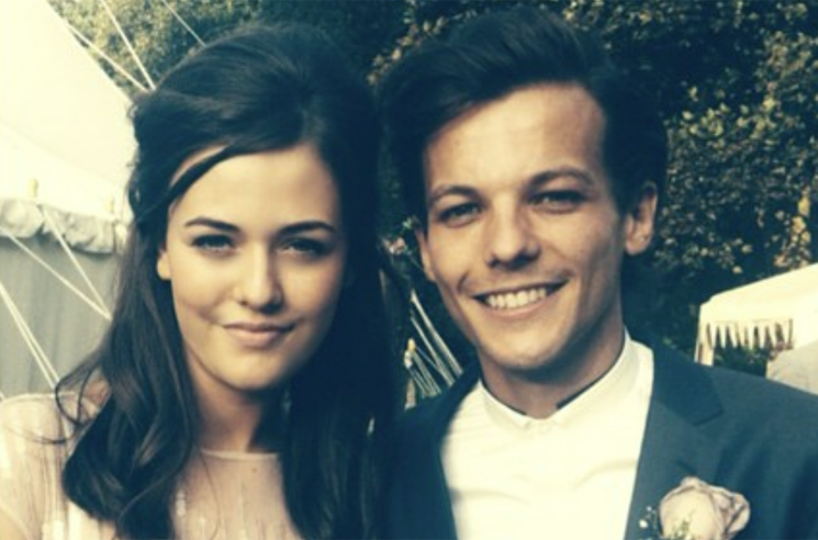 One Direction Member Louis Tomlinson's Sister Dies at Age 18