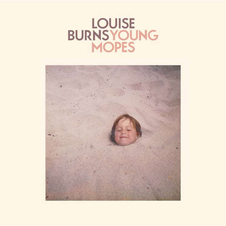"​Louise Burns Announces 'Young Mopes' LP, Shares ""Storms"" Video"