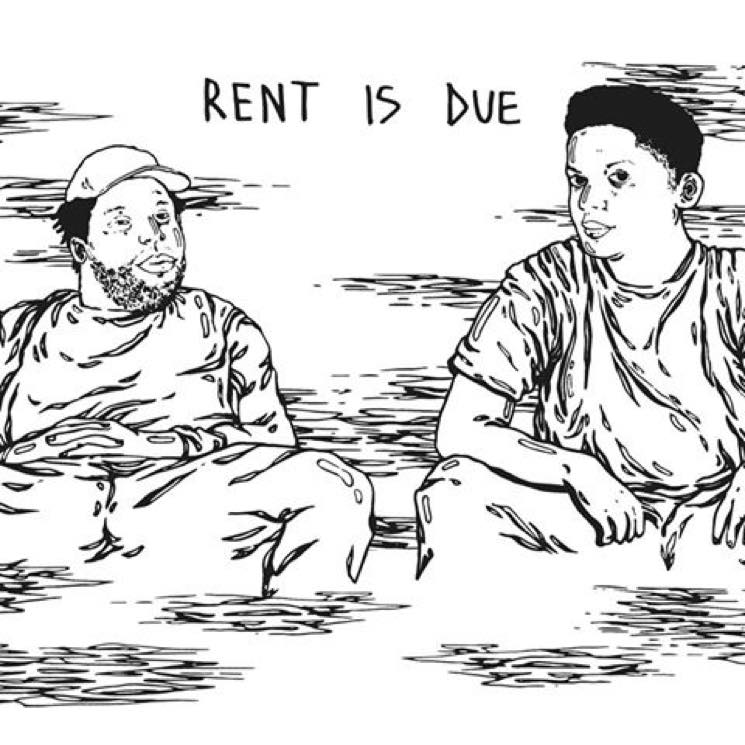 """Kaytranada's Little Brother Lou Phelps Drops """"Rent Is Due"""""""