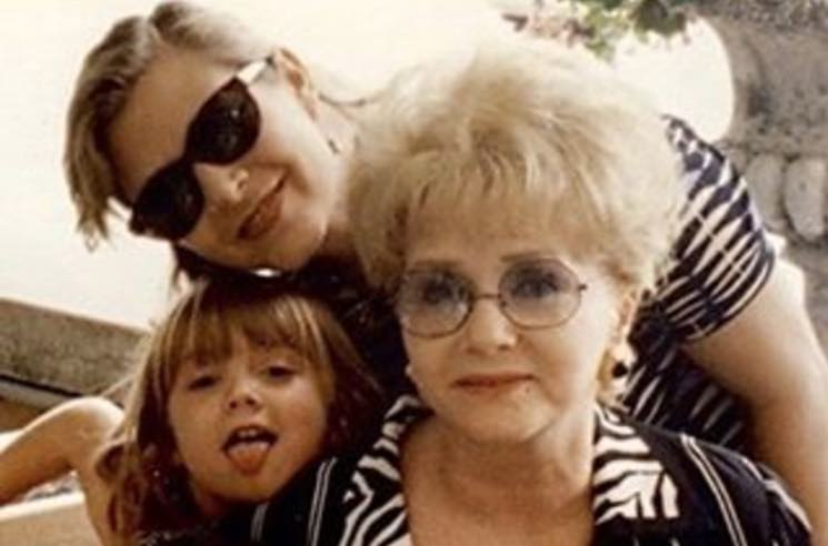 ​Billie Lourd Shares Instagram Tribute to Mother Carrie Fisher and Grandmother Debbie Reynolds