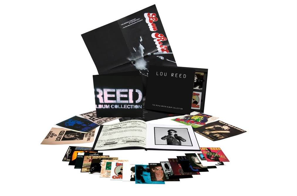 ​Lou Reed's Solo Career Celebrated with 17-Disc Box Set
