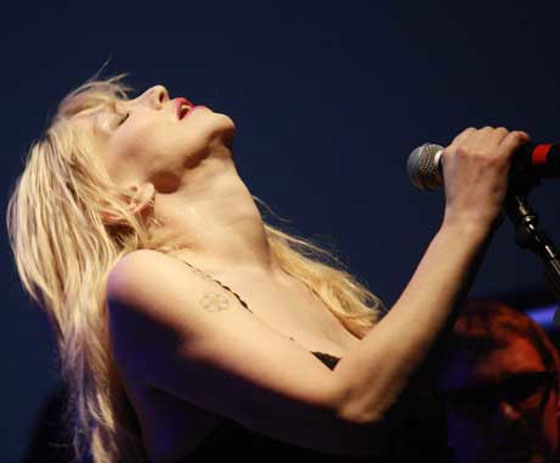 Courtney Love Says the '90s Grunge Hits Are All About Her