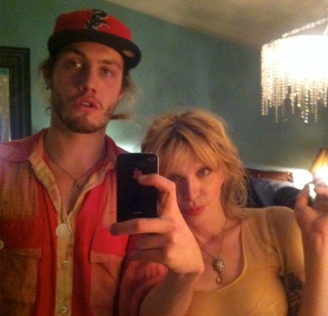 WTF: Courtney Love Dating Salem's Jack Donoghue?