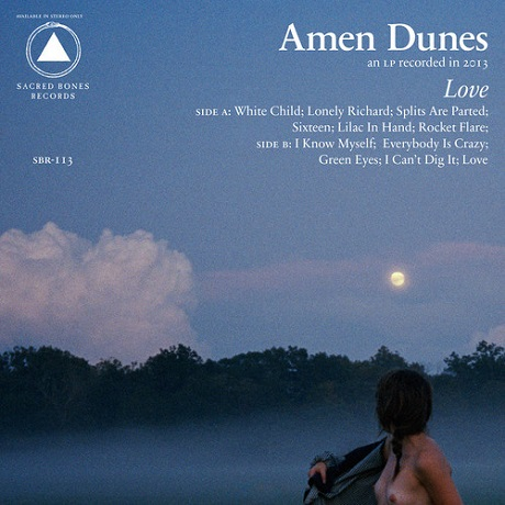 """Amen Dunes """"I Can't Dig It"""" (ft. Colin Stetson & Efrim Menuck)"""