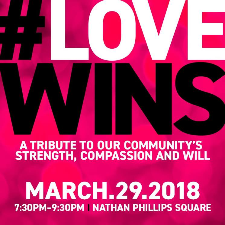 "​Members of Toronto's LGBTQ Community Condemn the City's ""Love Wins"" Concert"