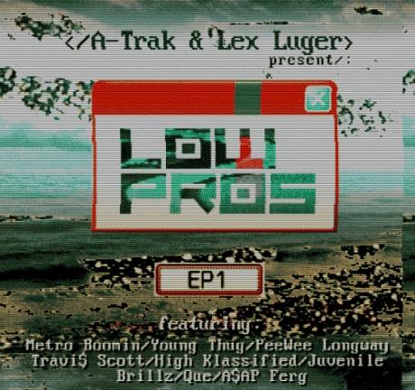 Low Pros 'EP1' (mixtape)