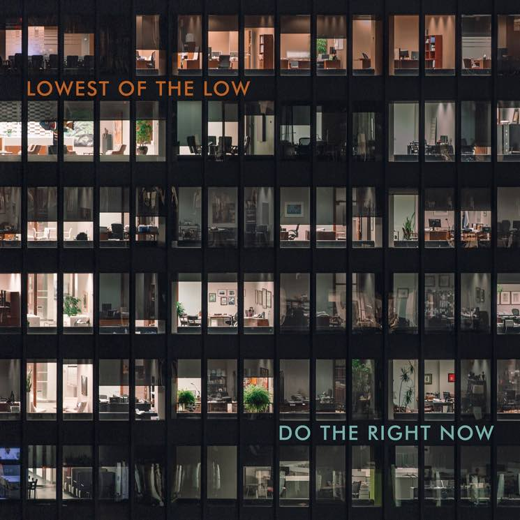 Lowest of the Low 'Do the Right Now' (album stream)