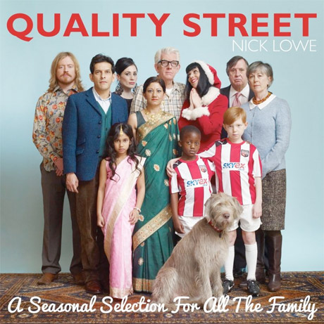 Nick Lowe Announces Holiday Album, Streams Entire Record Online