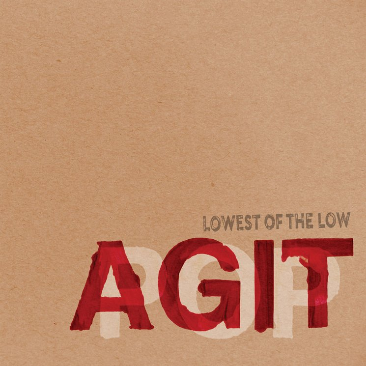 Lowest of the Low Return with New Album 'Agitpop'