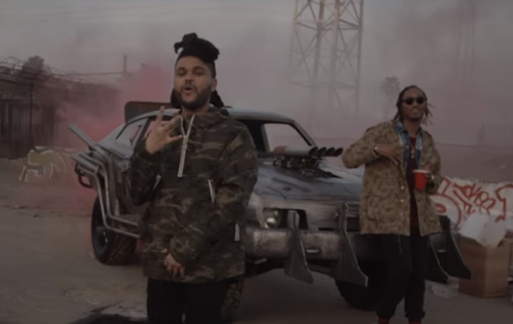 "Future ""Low Life"" (ft. the Weeknd) (video)"