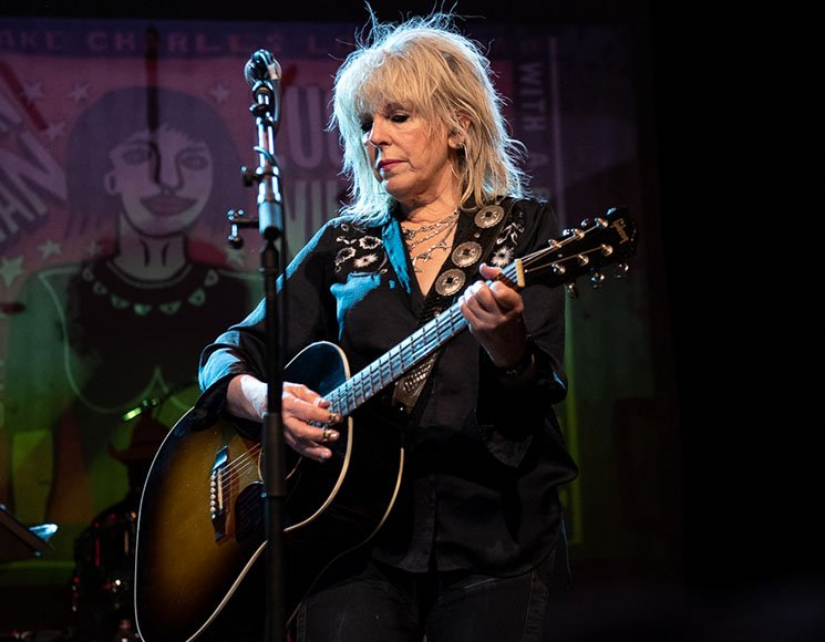 Lucinda Williams Reveals She Suffered a Stroke Last Year