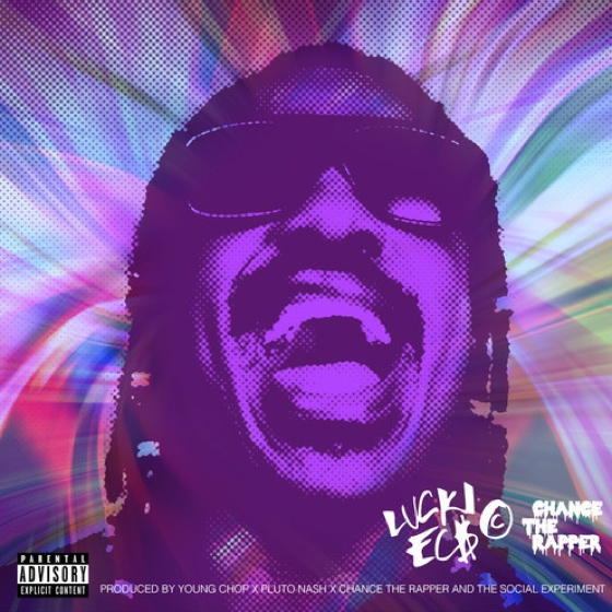 "Lucki Eck$ ""Stevie Wonder"" (ft. Chance the Rapper)"